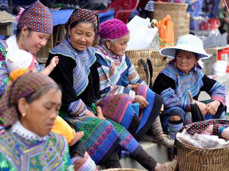 Circuit organise Vietnam Sapa Bac Ha