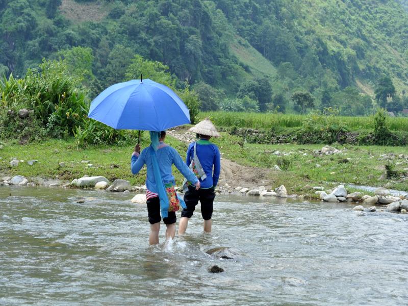 Excursion a Sapa avec guide 2 jours