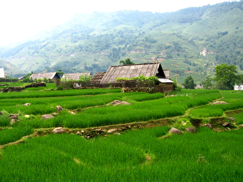 trek 5 jours sapa nord est Vietnam