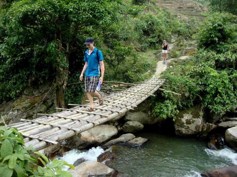 Trek Vietnam Sapa