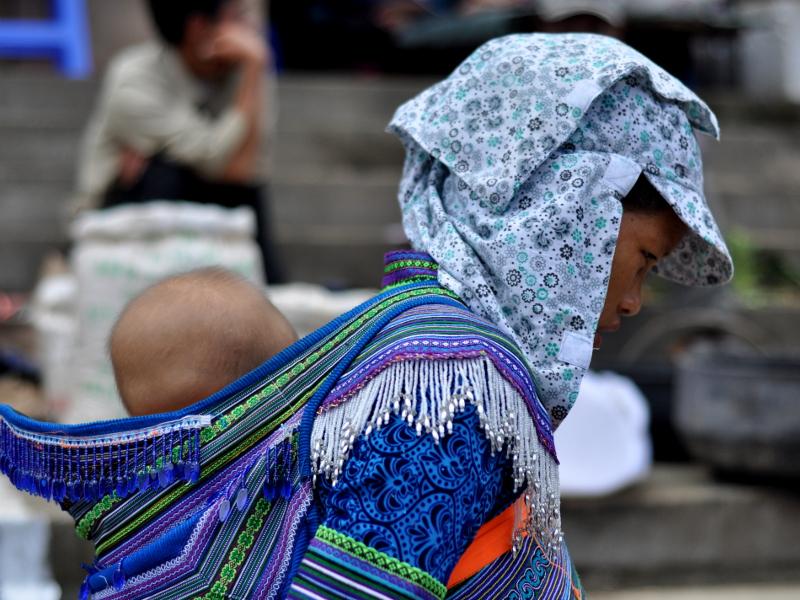 Voyage organise nord vietnam Sapa